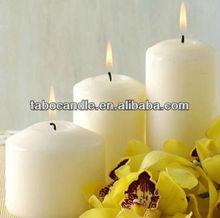 Limpio de la llama de la iglesia Altar de velas