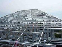 Atap Rangka Baja Ringan. . . . Pasang Atap Rumah metal materials