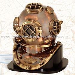 decorative diving helmet