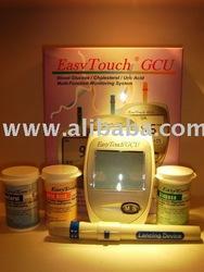 Blood Hemoglobin/Cholesterol/Uric Acid/Glucose meter
