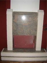 manay fireplace framr
