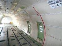Boeing 727-230 F airplane