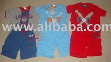 Terno t Shirt and Shorts -Kids Clothings