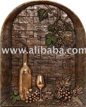 Decorative Metal Mural
