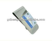 Custom brand name money clip