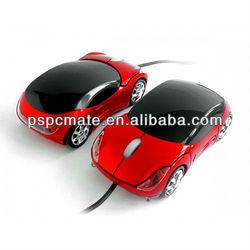 usb optical Car shape mouse