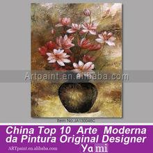 Modern Abstract Original Handmade Canvas Art