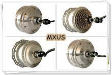 mxus 24v 250w brushless e bici hub motore