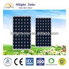 solar roof tile in 140W mono solar panels