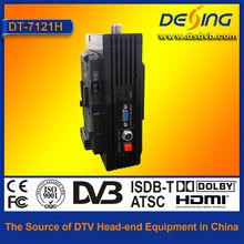 wireless digital TV dvb-t transmitter