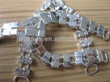 fashion rhinestone cup chain fashion accessories in guangzhou