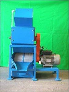 Mesin Pencacah Sampah Plastik machine