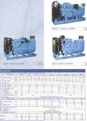 Hyundai Land Diesel Generator