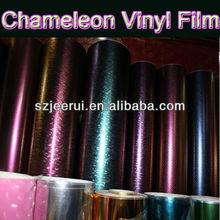 Chameleon Vinyl Wrap Flat Face/Lattice/Carbon fiber/Snake Skin Fabric,Chameleon Carboon Fiber Vinyl Wrapping,Car Wrap Sticker