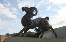 Modern Famous Bronze Animal Sculpture