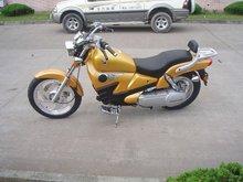POSSEIDON MOTORCYCLE