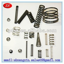 Customized high quality and cheap art and craft metal spring,big coil spring, bike seat spring