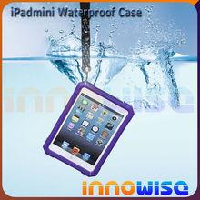 For ipad mini waterproof case 7 color available IPEGA