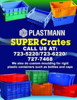 Plastmann Super Crates