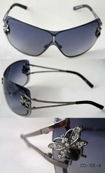 High quality ,competitive price,crystal sunglasses
