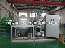 Waste oil or used oil to biodiesel machine