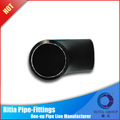 Codo y bent pipe fitting