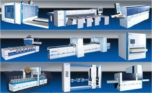 CNC woodworking processing centers