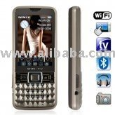 Element - Wifi Touchscreen World phone with QWERTY Keyboard
