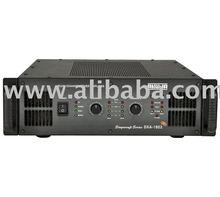 Dual Channel Power Amplifier