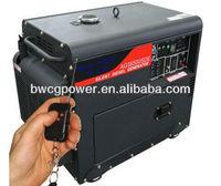 Hot! Home Used Diesel Silent Generators 2kw-10kw