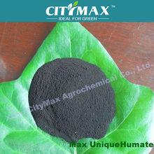 100% Natural Green water soluble fertilizer 20-20-20 potassium humate