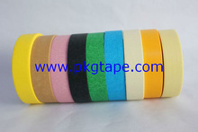 Masking tape, general usage & car usage both avaiable, different colors