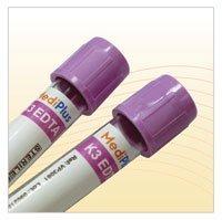 MediPlus Blood Collection Tubes - EDTA K3 Tubes