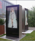 65inch outdoor waterproof lcd tv digital signage wall mounted information kiosk