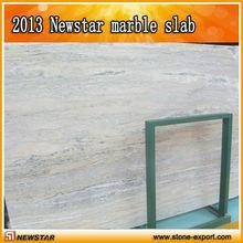 italian wooden white marble