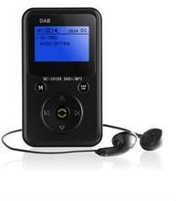 BC-101DA Pocket Mini Size DAB/DAB+/FM/MP3/Digital Radio With USB Plug