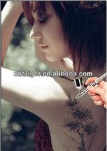 la peinture aérographe tatouage tg180