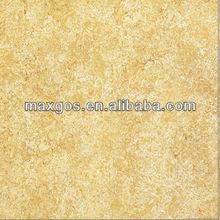 600x600mm golden beige polished porcelain tile