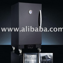 Electric meat smoker,Smoked Bacon Maker,BBQ Oven.
