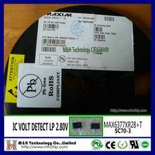 Integrated Circuits (ICs),Supervisors IC,MAX6377XR28+T