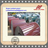 Prepainted steel sheet, high temperature-resistant for roofs, outer walls, industrial panels, automobile application