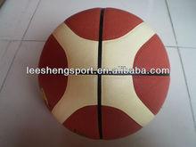 New style PU basketball