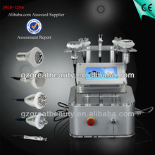 professional cavitation rf equipos ultrasound therapy unit with ce