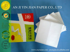 High Quality 1-ply continuous excel carbonless printing paper 241mm carbonless products cheap carbonless paper