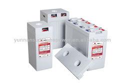 Sunstone manufacturer UCG series 2volts gel ego backup power battery