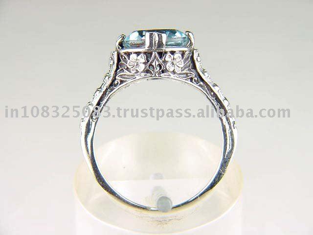 indian filigree wedding rings