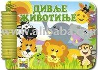 mini book - wild animals