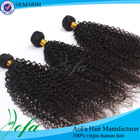 2013 fashion style afro kinky curly virgin hair piece