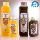 juice packaging bottle