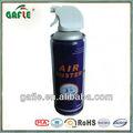 exportación de aire plumero para spray limpiador de teclado